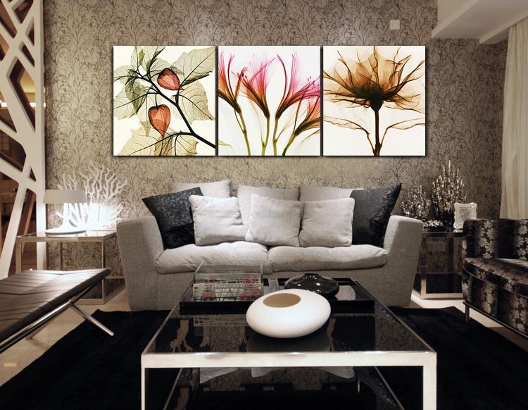 精准印花十字绣新款客厅大画 甜甜蜜语三联画 大幅新款